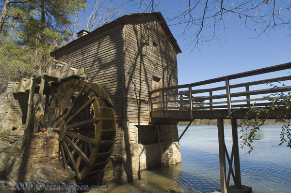 100 year old grist mill