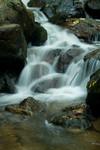 Micro fall at Amicalola Falls