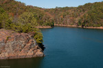 Carters Lake Chatsworth, Ga. at the foot of the Blue Ridge Mountains 10/31/10