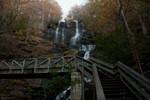 Amicalola Falls Dawsonville, Ga.  10/31/10