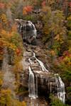 Whitewater Falls Nantahala National Forest NC10/22/10 - 10/24/10